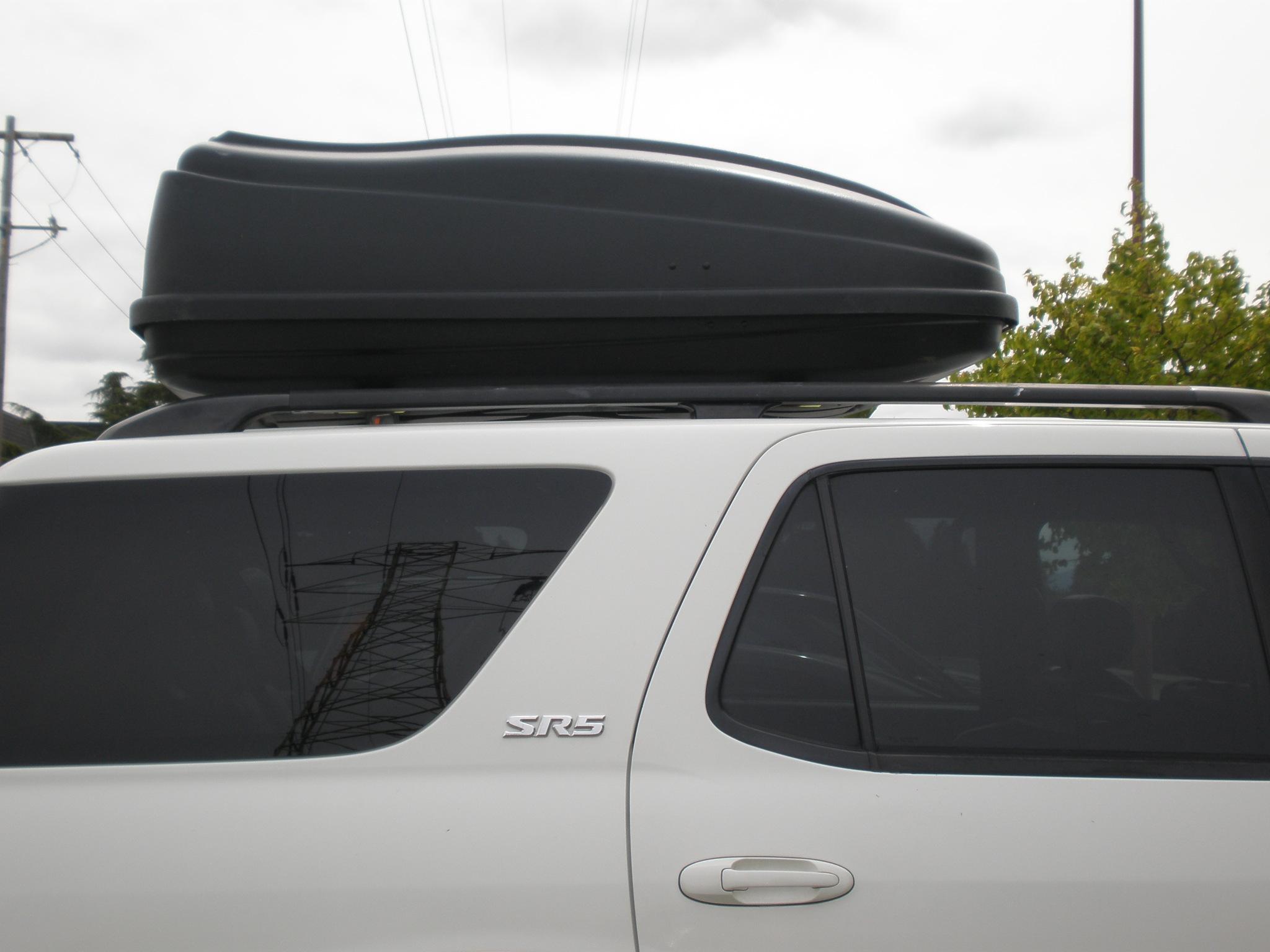 A Thule tetőbox használata praktikus és biztonságos