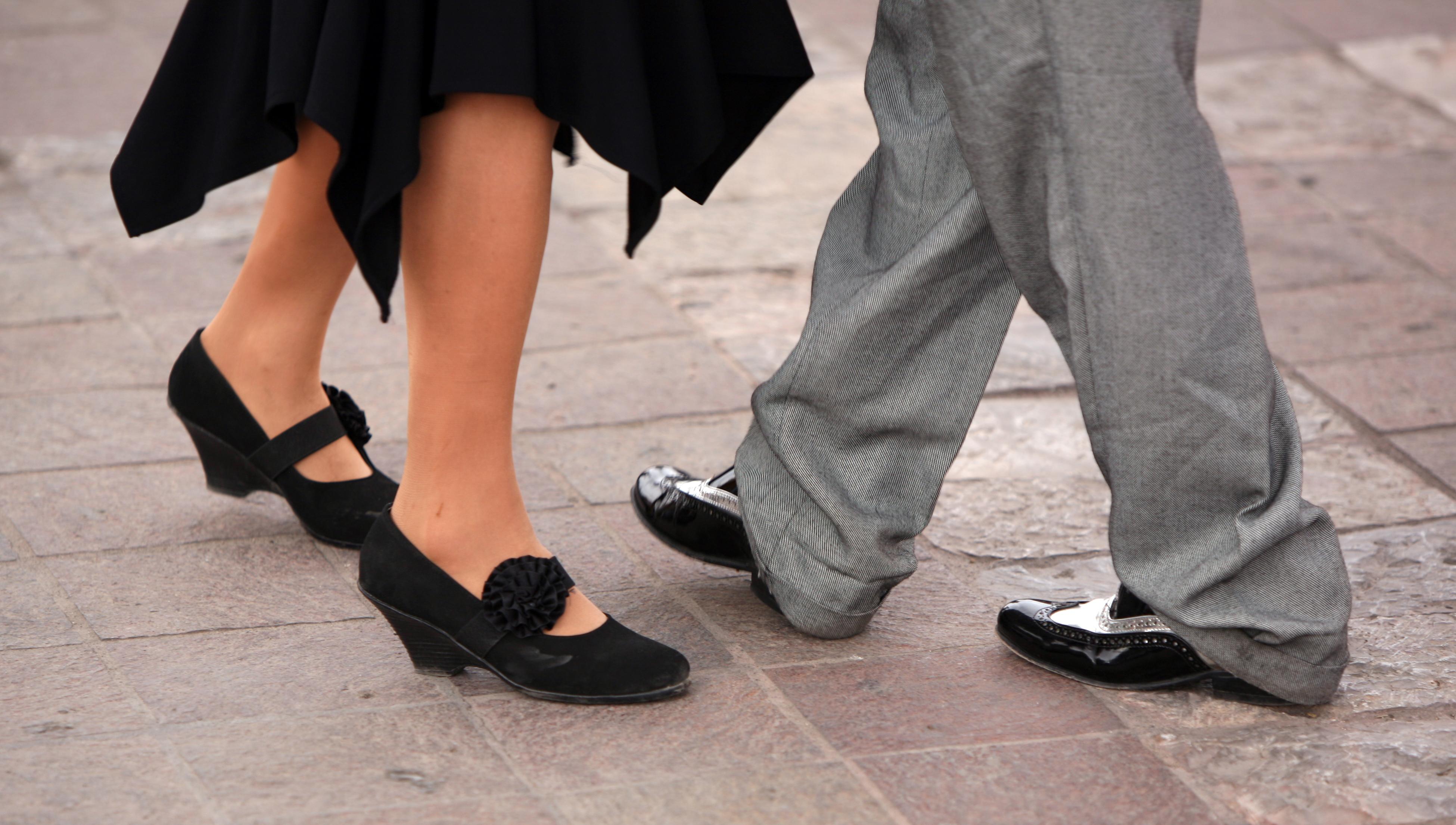 Számos tánccipő létezik
