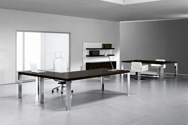 Az irodai asztal az iroda ékessége
