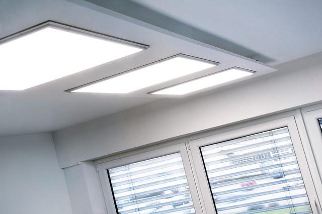 Az irodaházakban hasznos a LED panel 60×60