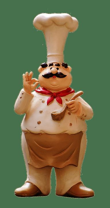 szakácskötény