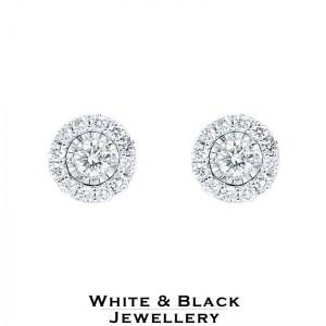 Kedvező gyémánt fülbevaló ár