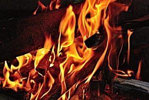 Elképesztő tűztánc