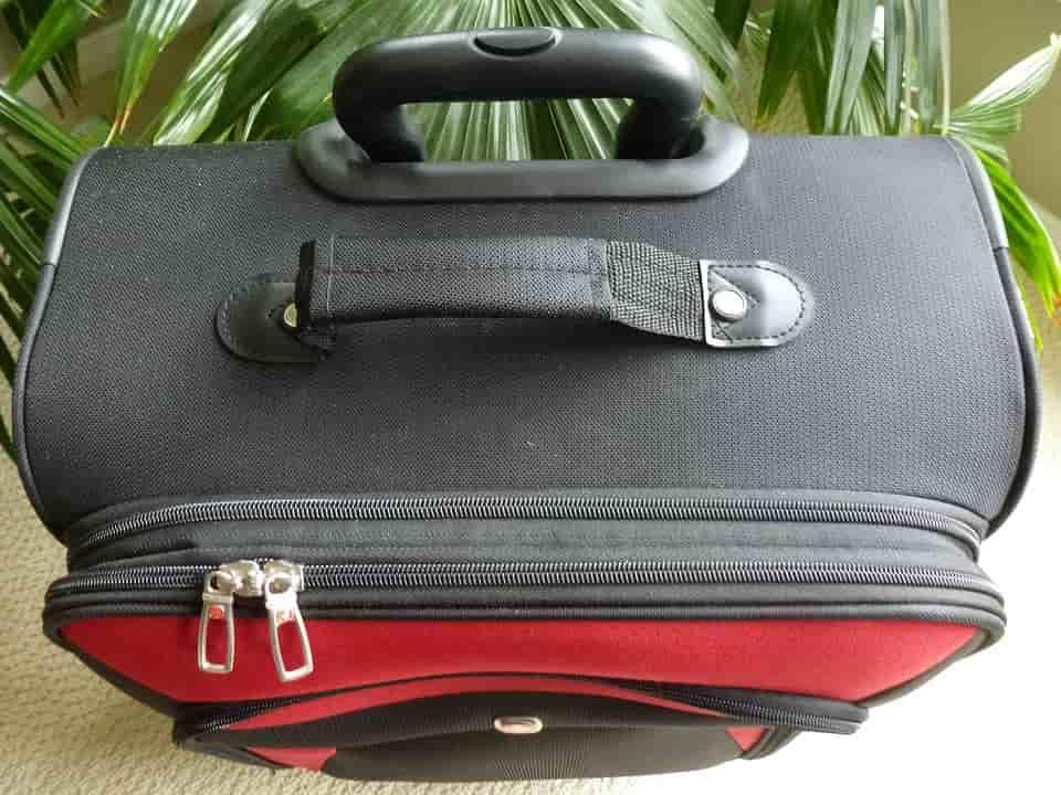 Samsonite bőrönd