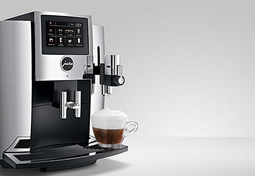 Jura automata kávéfőzőgép