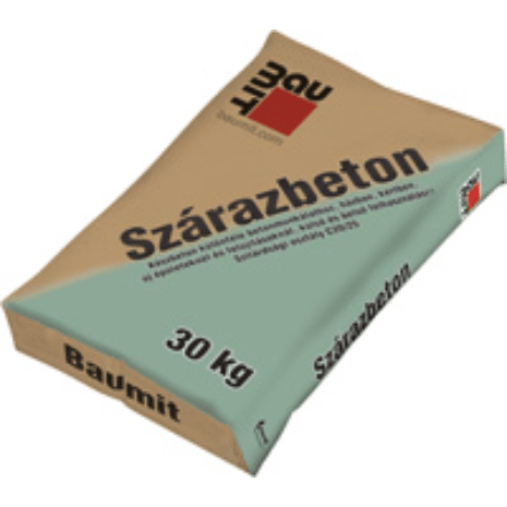 zsákos beton ár