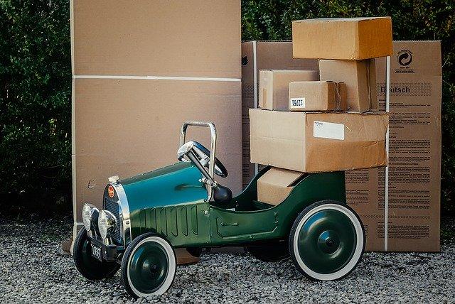 belföldi csomagküldés